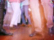 Social Dancing Feet