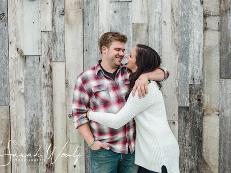 Tiffany + Travis // Engaged
