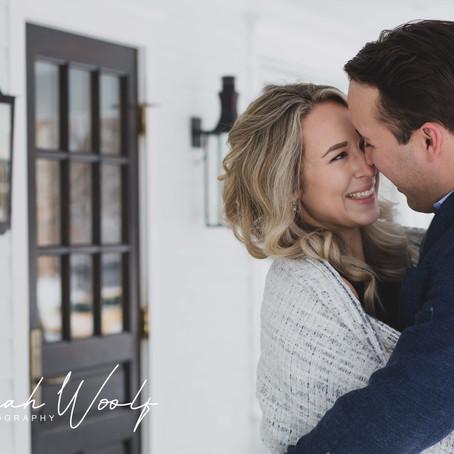 Joelle + Brent // Engaged