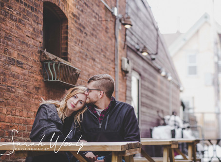 Hannah + Giovanni // Engaged