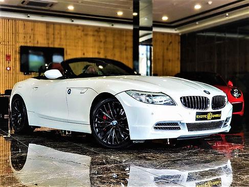 BMW Z4 ROADSTER S DRIVE