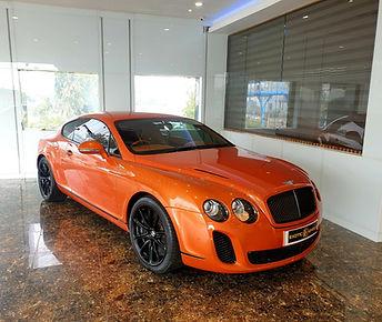 Bentley Continental GT Sports