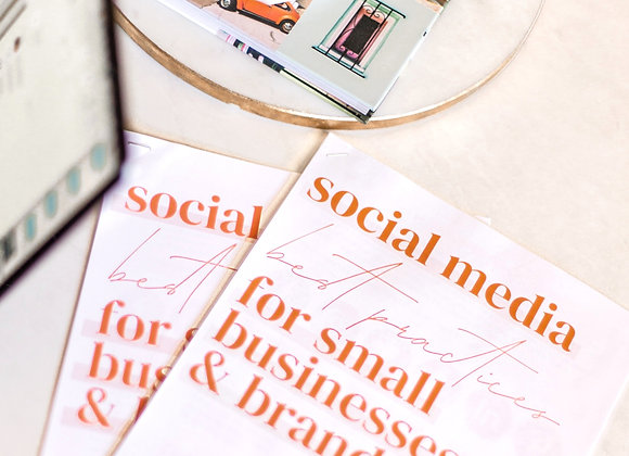Small Business Social Media Workshop