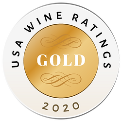 USA Wine Ratings Gold Medal