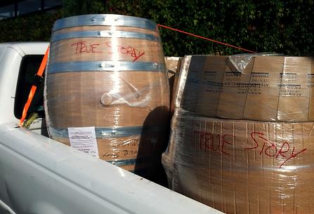 Truck Barrels