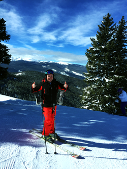 Casey Skiing