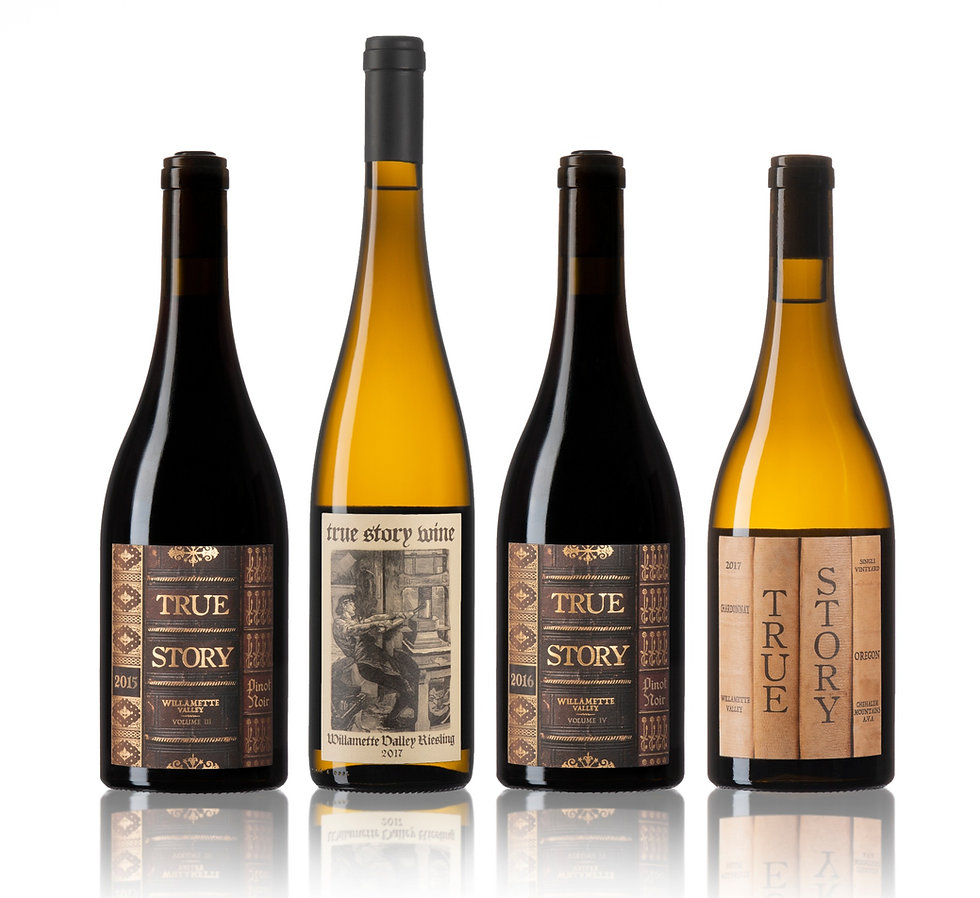 Current Release True Story Wine