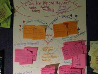 Towards WE & BEYOND - Impressions from a shared journey Part III