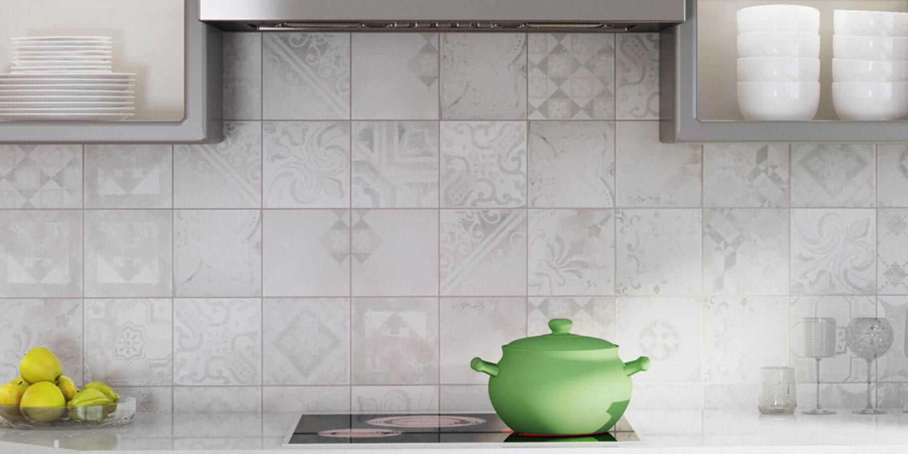 - Backsplash Tile Time