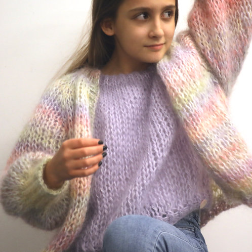 Paulette cardigan - Teens collection