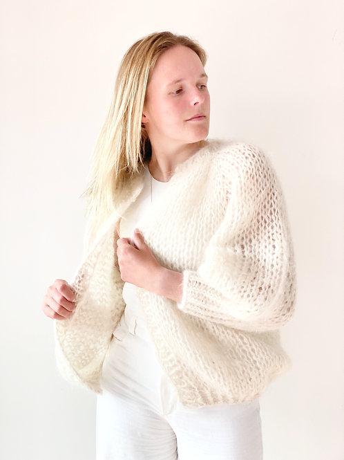 Paulette cardigan - Off white