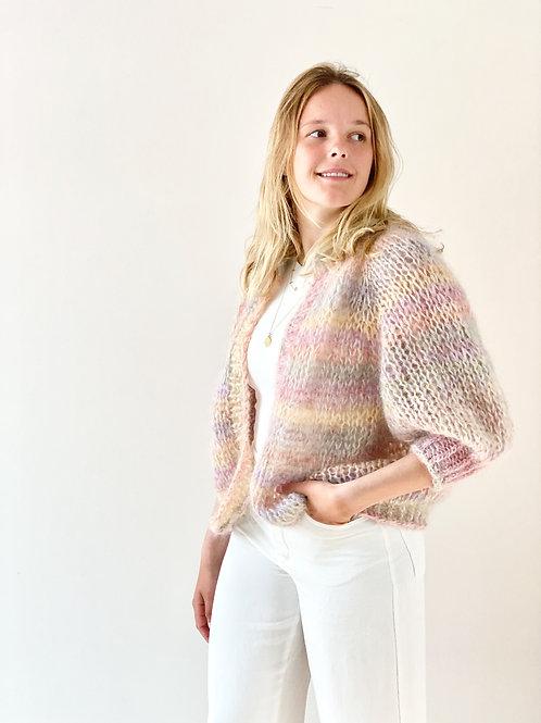 Paulette cardigan - Multi color