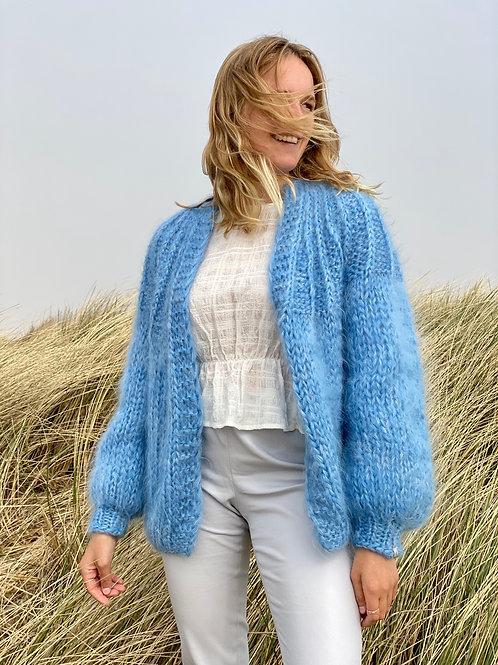 Camelia Cardigan - Jeans Blue