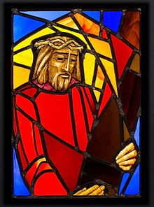 Stations of the Cross Good Friday Image.