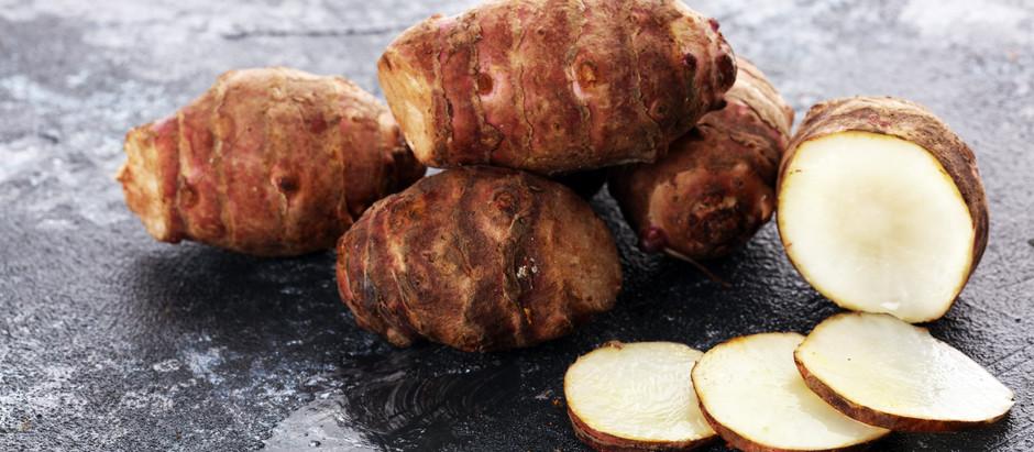 Jerusalem Artichokes - your next favorite root vegetable!