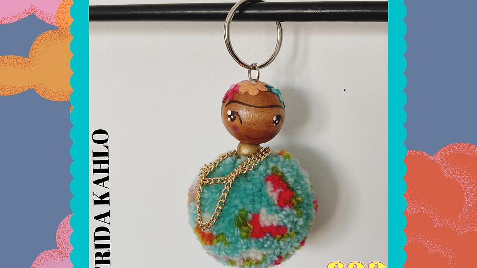 Peggy Dollface Collaboration: Frida Kahlo