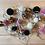 Thumbnail: Leopard print pom pom fairy light garland