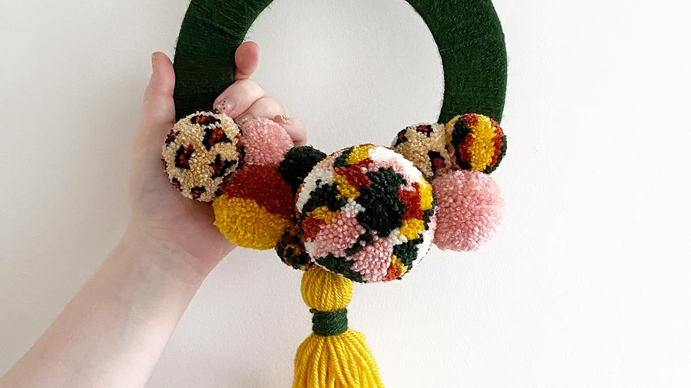 The Mini Wreath