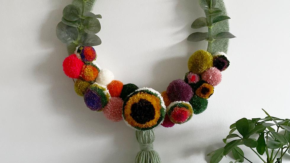 Full Bloom wreath