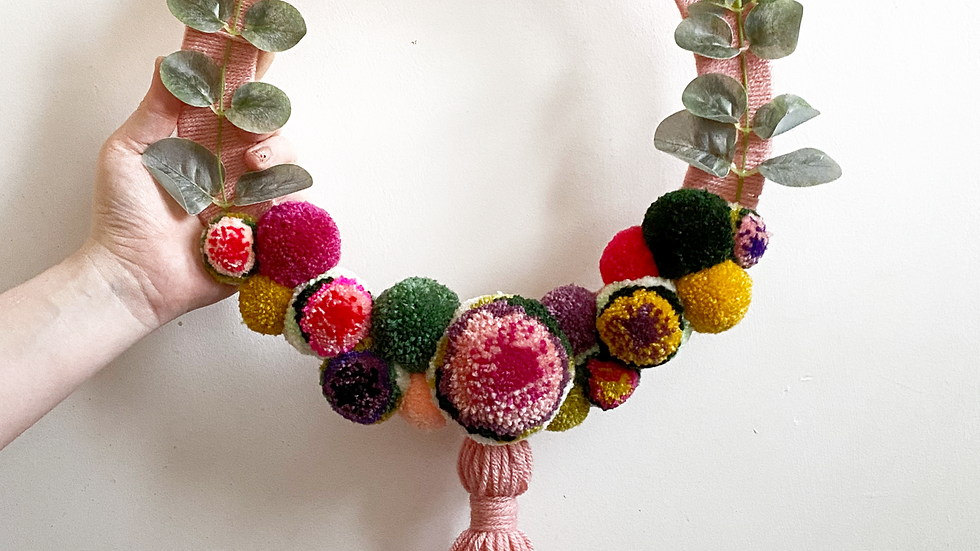 Full Bloom wreath