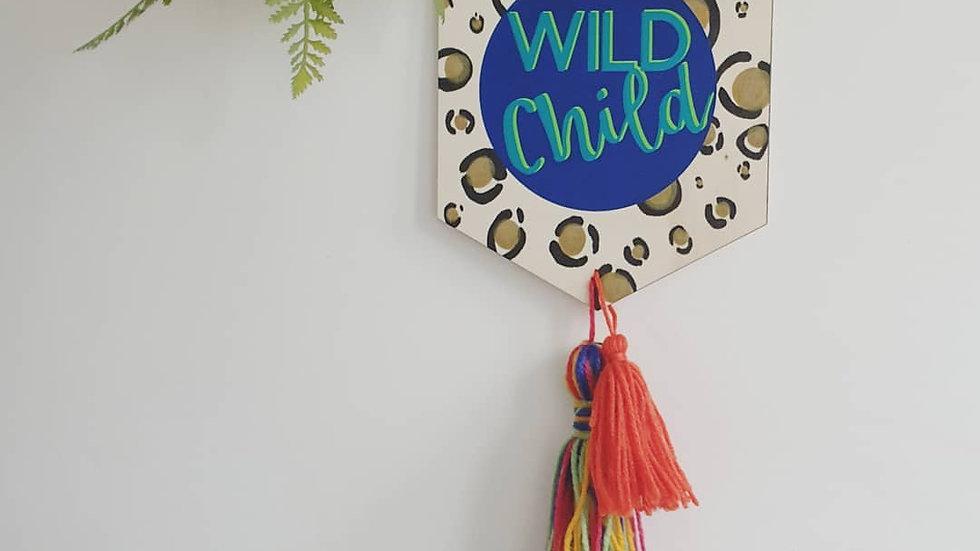Wild Child banner