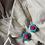 Thumbnail: Take back your (flower) power earrings