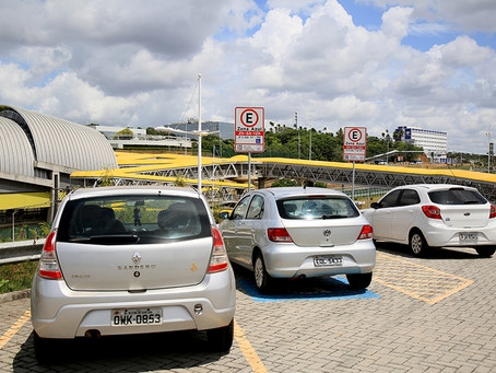 Cuidados ao estacionar