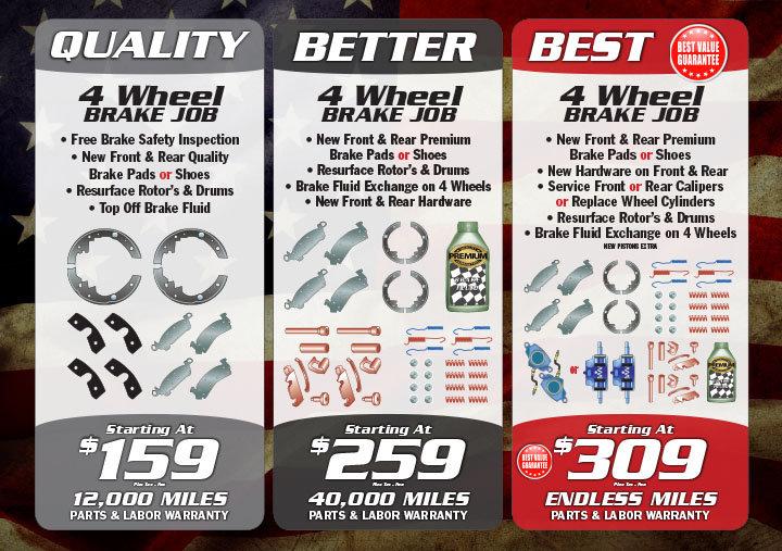 Brake replacement ( Basic )