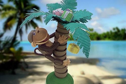 Набор Обезьяна на пальме