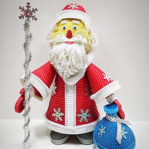 Набор - Дед Мороз под елку
