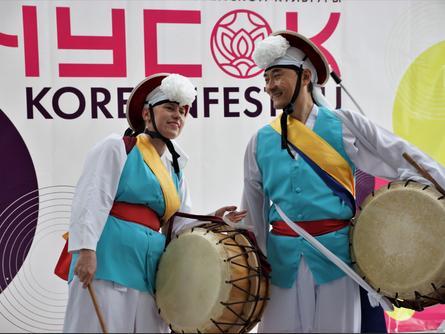 Приглашаем всех на Корейский праздник Чусок!