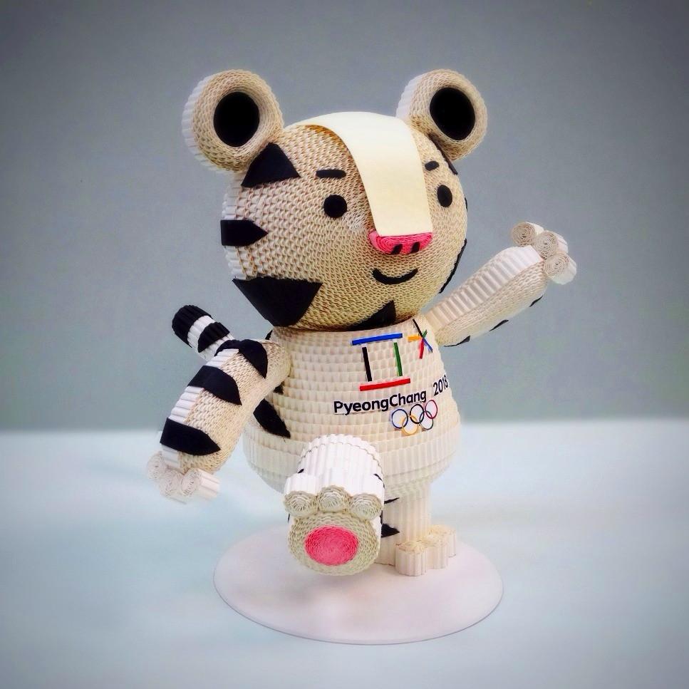 Белый тигр Soohorang