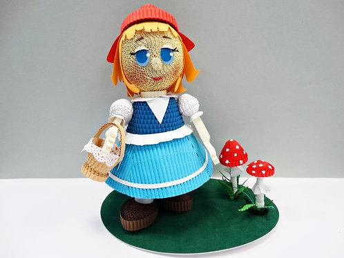 """Набор """"Красная Шапочка"""""""