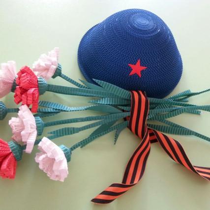 Поздравляем всех с Днем Победы - 9 мая!