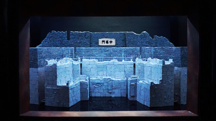 Stage Model-Act 1