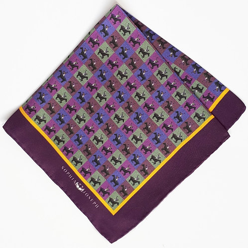 Hugo - Silk Pocket Square
