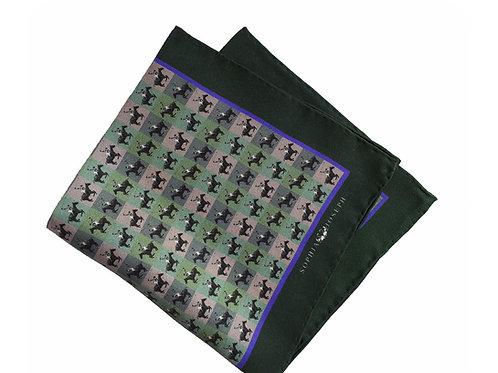Hugo - Silk Pocket Square