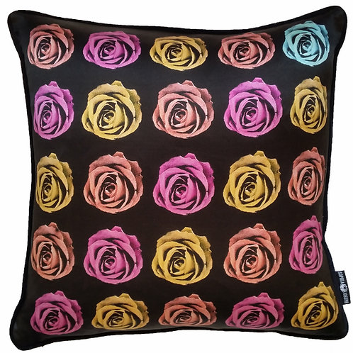 Bouquet - Silk Cushion