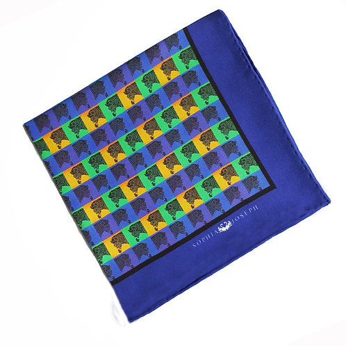 Ralph - Silk Pocket square