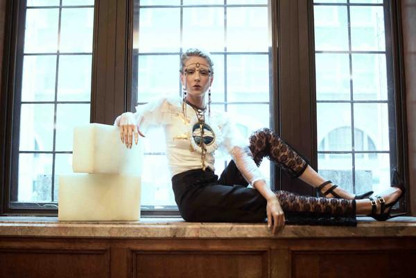 Designer Rachel Anne