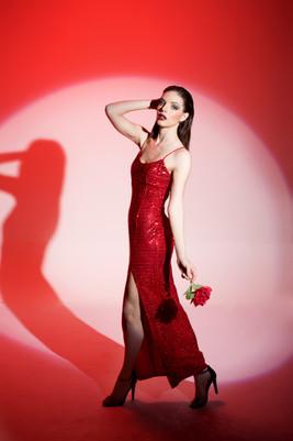 Stylist Rachel Anne Gottlieb  Model Ariel Makeup and hair by Courtnie Ross
