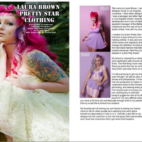 Inky Hot Magazine