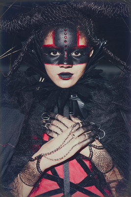Designer Rachel Anne Makeup by Courtnie Ross