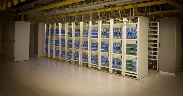 Domotion data center services