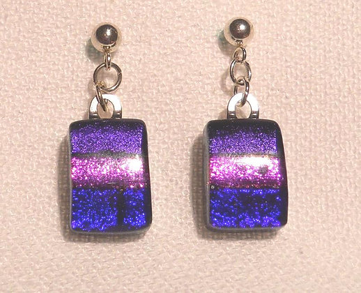 Purples Earrings