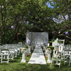 Audrey & Innocent's gorgeous ceremony at