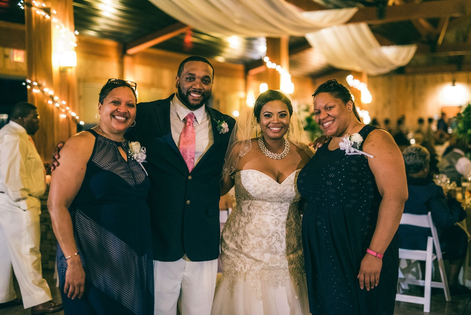 Jones-Garrett Wedding