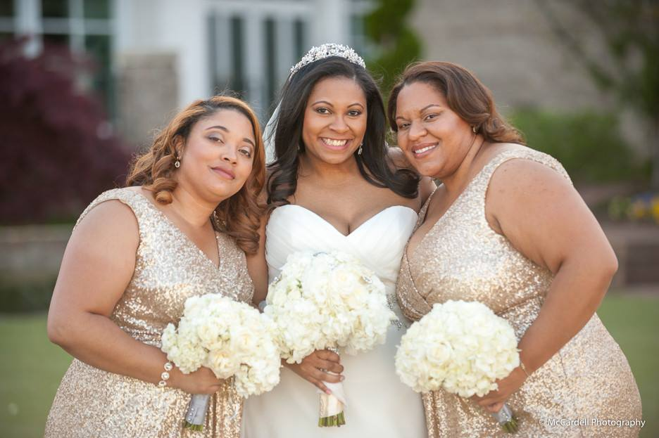 Morrison-Adewodu Wedding