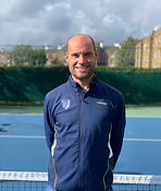 Andy Barclay PSC Tennis Coach