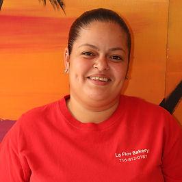 La Flor employee